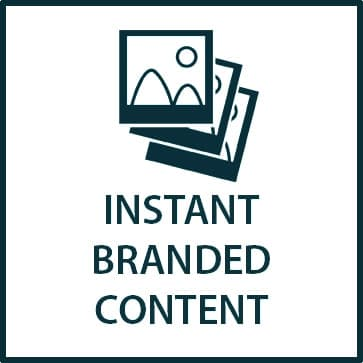 instant branded content