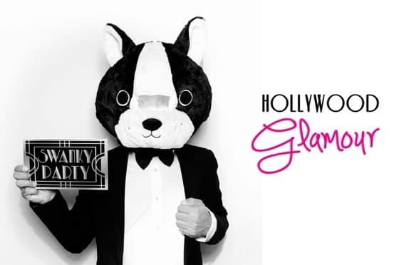 Holllywood Glamour Photobooth