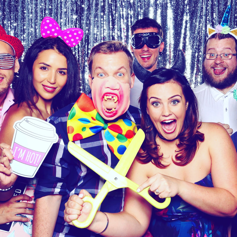 Photo booth Rental Hire Melbourne Engagement Party