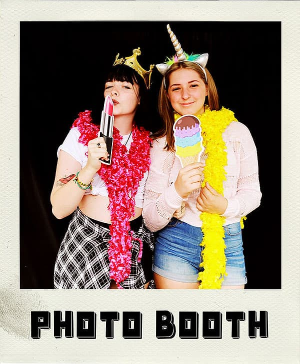 PAVE Emerald Photobooth Fun